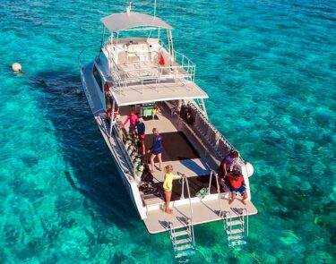 cobalt coast grand cayman dive boat min